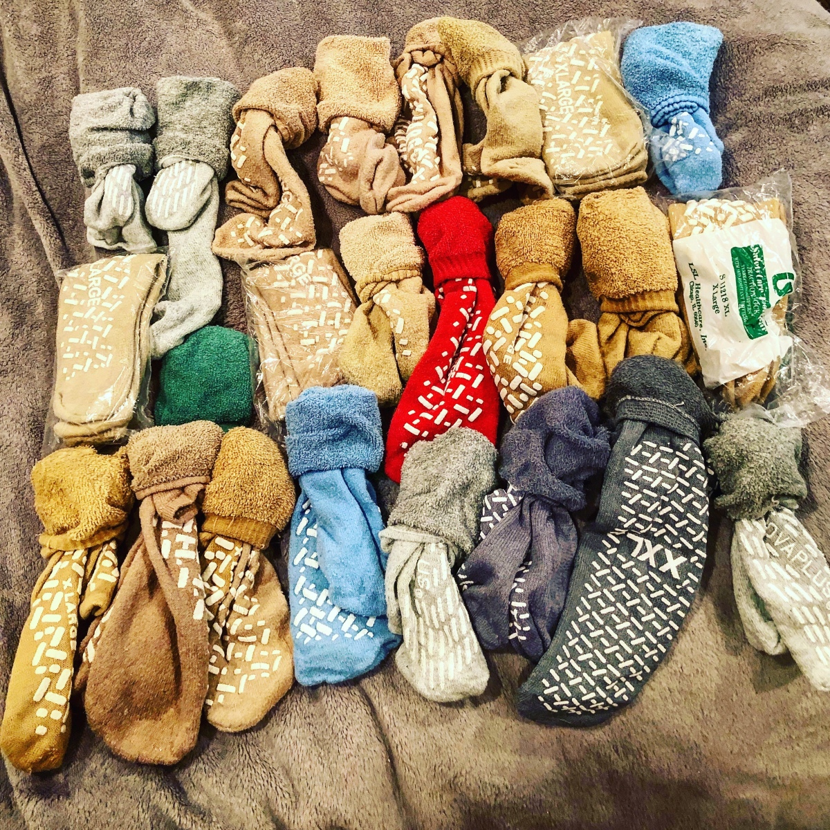 24 Pairs OfSocks
